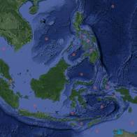 South-East Asia geography