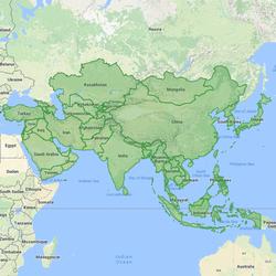 Delightful GeoPuzzle   Mercator Puzzle Of World
